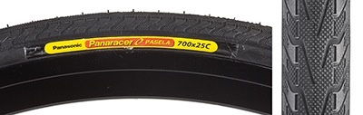 Panaracer Panaracer Pasela 700x25 tire blk/blk