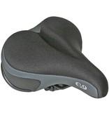 Cloud Nine Cloud-9 Comfort Select Gel Ladies' Saddle, Lycra Top