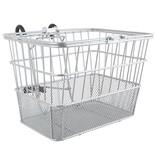 SunLite SunLite Mesh Bottom Lift-Off Basket Silver