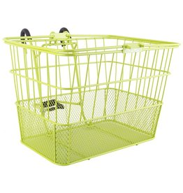 SunLite SunLite Mesh Bottom Lift-Off Basket Green