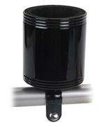 Kroozie Kroozie Drink Holder Cup Black