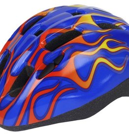 J & B Importers Airius Xanthus V11iF Toddler xsmall blue helmet