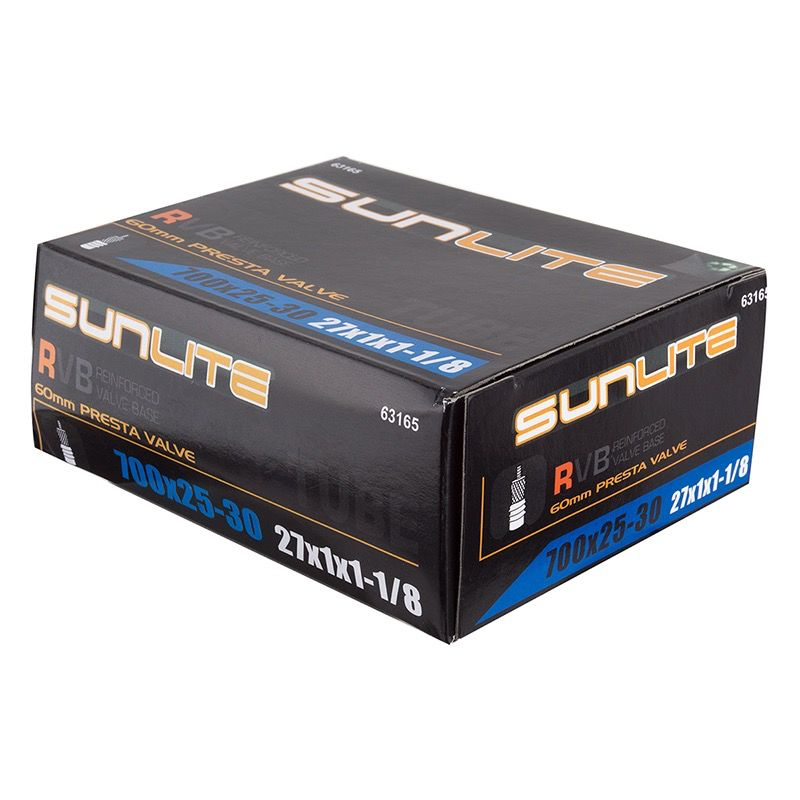 Pyramid SunLite 700 x 25-30, 60mm Long Valve tube  PV