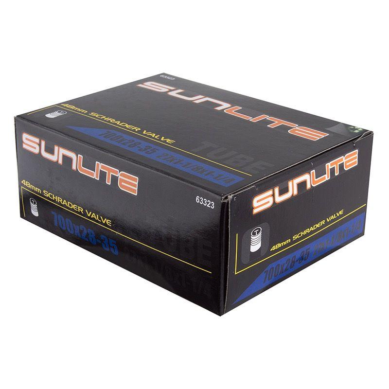 SunLite SunLite 700x28-35 48mm SV