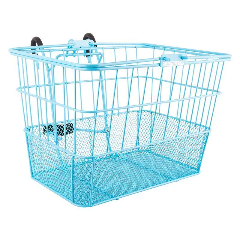 SunLite Sunlite/Ultracycle Mesh Bottom Lift-Off Basket Baby Blue