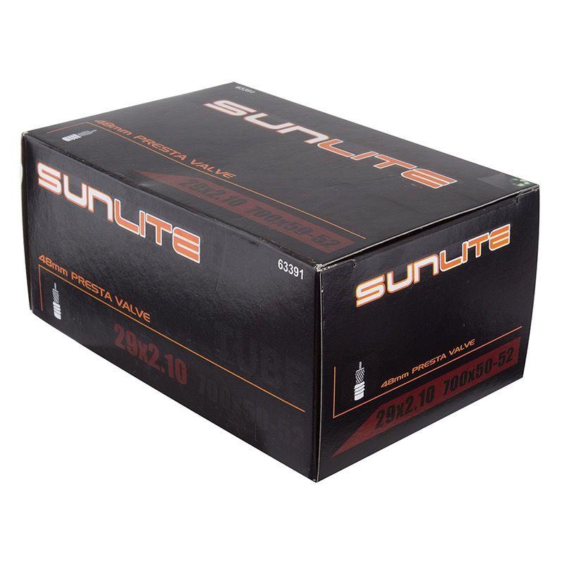 SunLite SunLite 29x2.10 (700x50) tube, PV 48mm