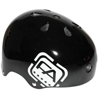 Free Agent Free Agent Street,gloss black one size fits all Helmet