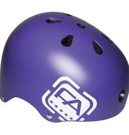 Free Agent Free Agent Street Matte Purple Helmet