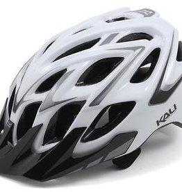 Kali KALI Chakra Logo Helmet S/M  52-58 WHT (DISCONTINUED)