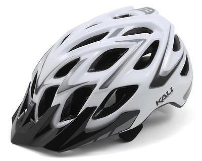 Kali KALI Chakra Logo Helmet S/M  52-58 WHT