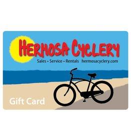 Hermosa Cyclery Hermosa Cyclery Gift Card $10 - $100