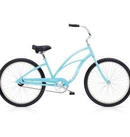 "Electra Electra Cruiser 1 24"", Girls', Light Blue"