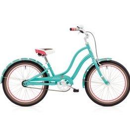 """Electra Sweet Ride 1 20"""" Teal Girls'"""