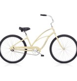 "Electra Electra Cruiser 1 24"", Girls', Cream Sparkle"