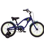 "Electra Cyclosaurus 1 16"" Dark Blue Boys'"