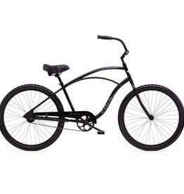 "Electra Electra Cruiser 1 24"", Boys', Black"