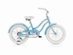"""Electra Hawaii 1 16"""" - discontinued, Girls', Baby Blue"""