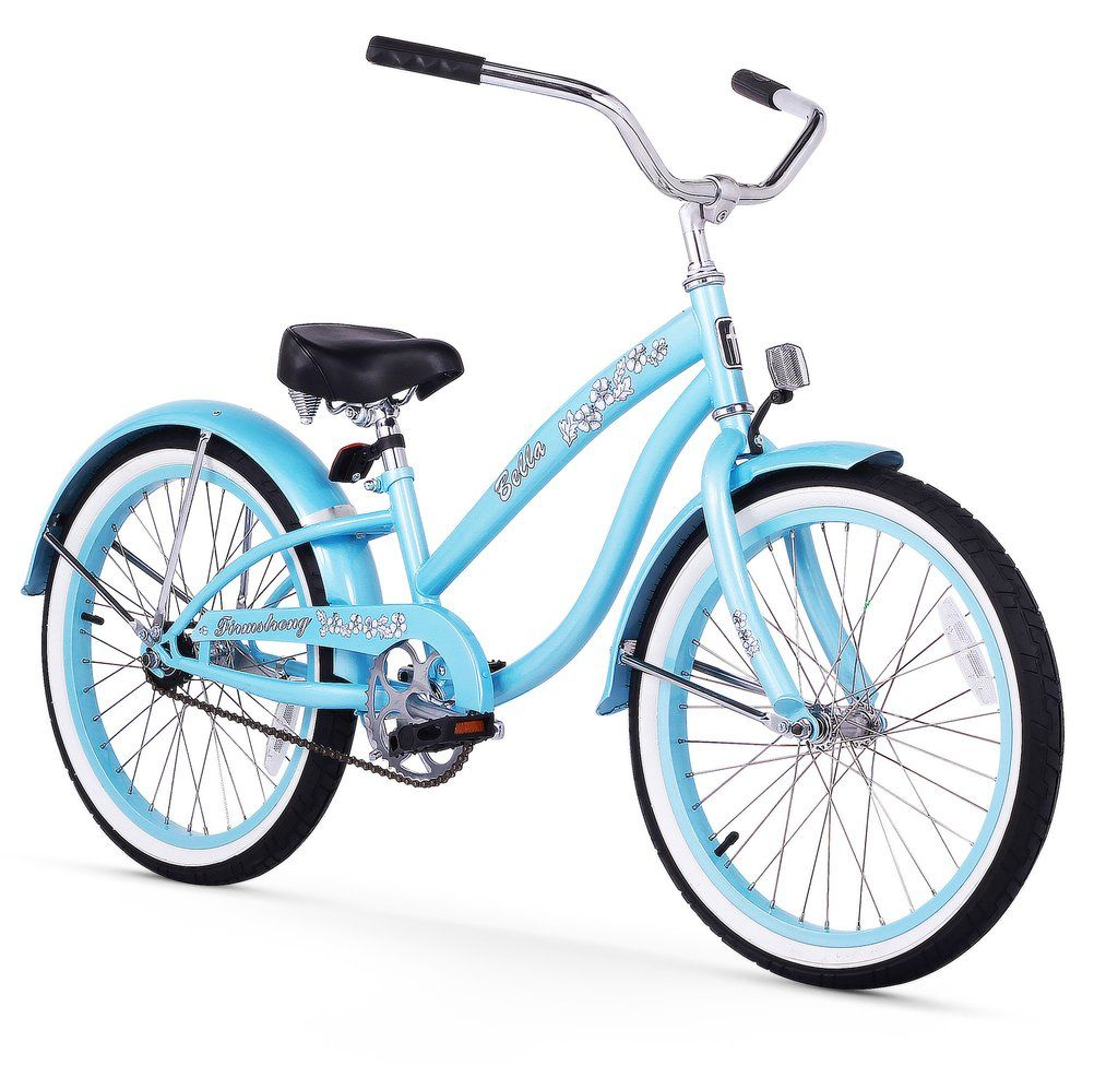 "Firmstrong Bella Classic 1-Speed 20"", Girls'"