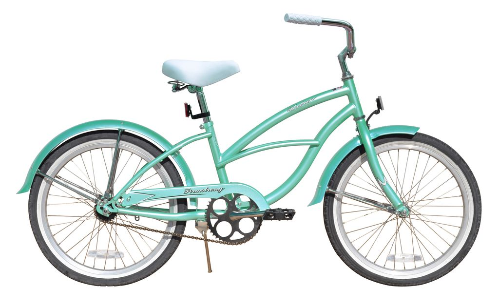 "Firmstrong Urban 1-Speed 20"", Girls'"