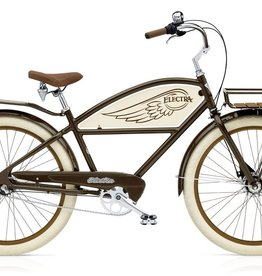 Electra Electra Delivery 3i Brown Men's