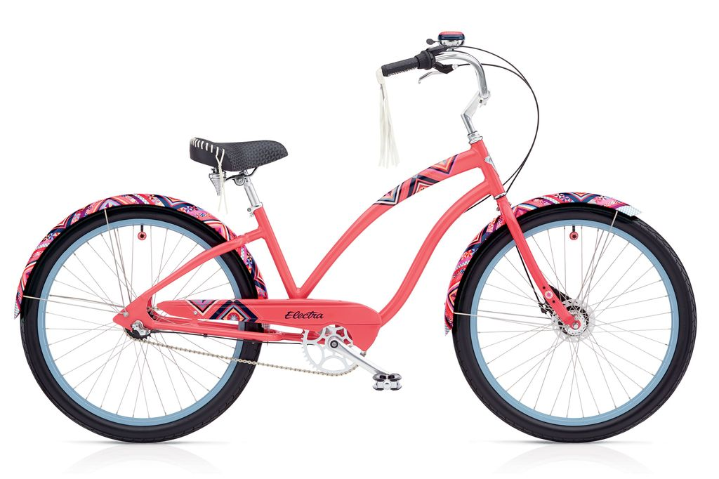 Electra Morning Star 3i Ladies' Pink Coral