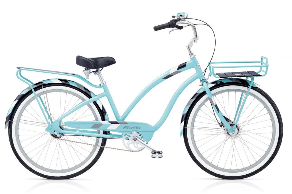 Electra Daydreamer 3I Ladies' Mineral Blue