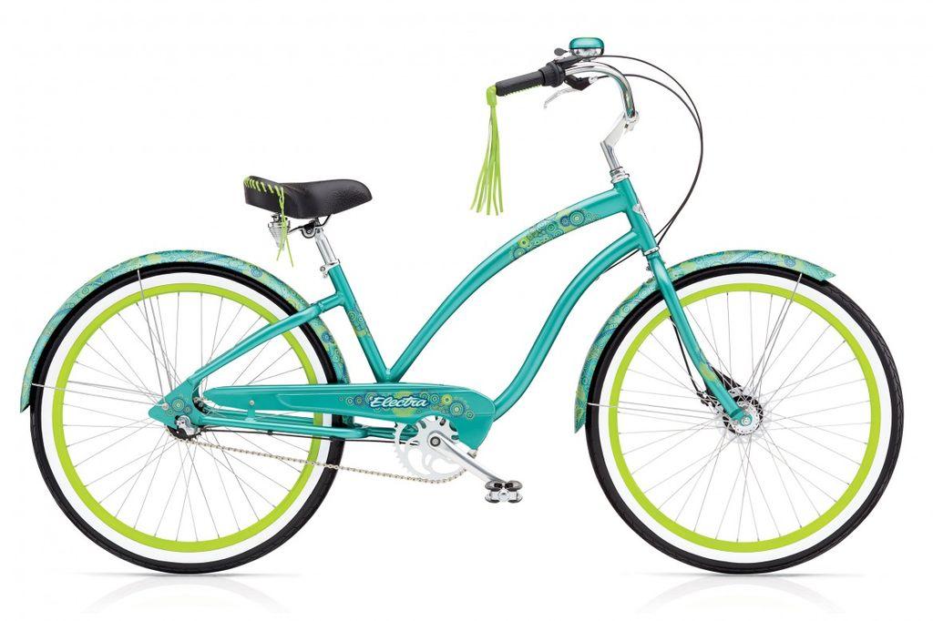 Electra Dreamtime 3I Ladies' Green