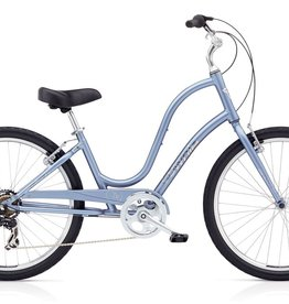 "Townie Townie Original 7D 24"", Ladies', Icy Blue"