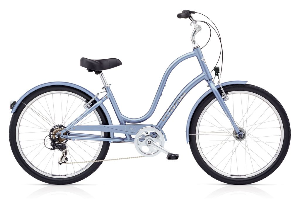 "Townie Townie Original 7D EQ 24"", Girls', Icy Blue"
