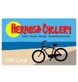 Hermosa Cyclery Hermosa Cyclery Gift Card
