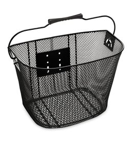 Electra Electra Q/R Mesh Basket, Black