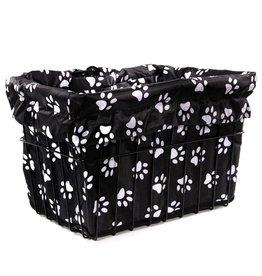 Cruiser Candy Dog Paws Basket Liner