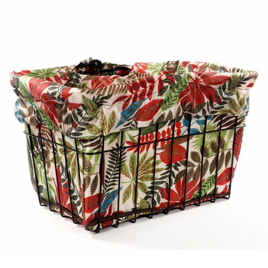 Cruiser Candy Wild Tropical Basket Liner