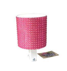 Cruiser Candy Pink Bubble Gum Rhinestone Drink Holder