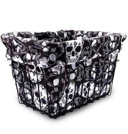 Cruiser Candy Sugar Skulls Basket Liner