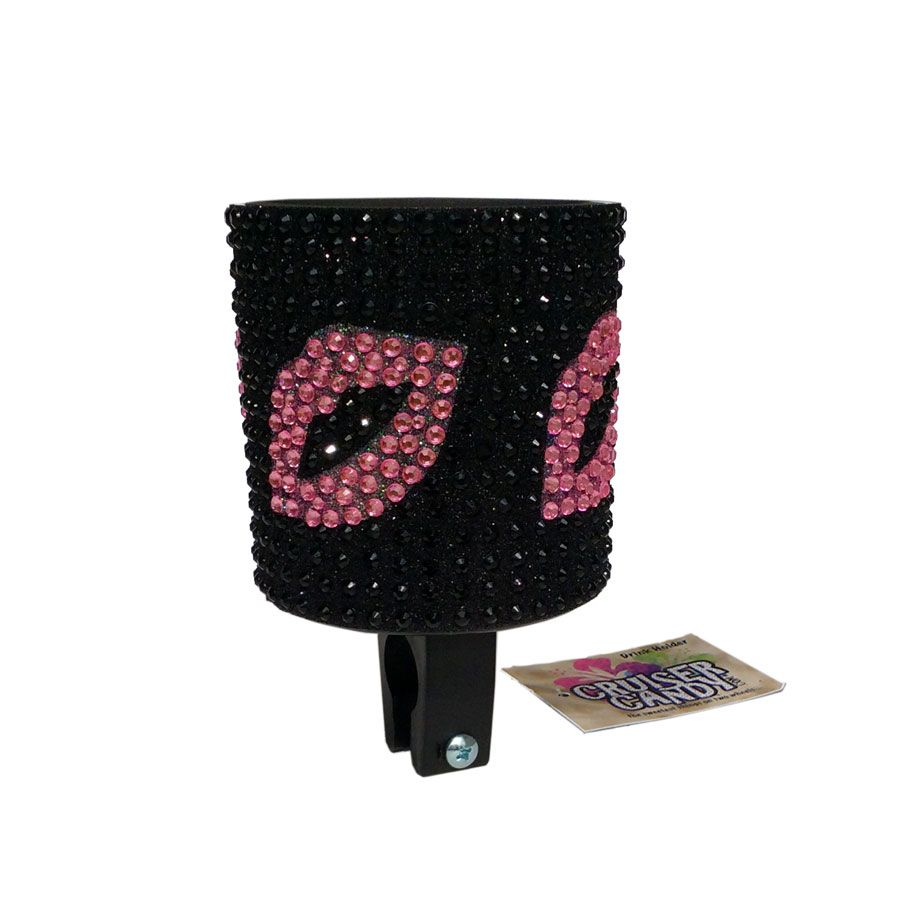 Cruiser Candy Sugar Lips Bicycle Drink Holder
