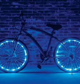 Brightz, Ltd. Wheel Brightz LED Lights Blue