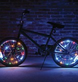 Brightz, Ltd. Wheel Brightz LED Lights Multicolor