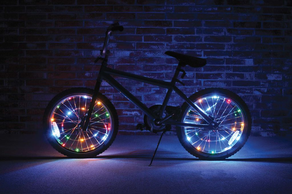 Brightz, Ltd. Wheel Brightz LED Lights Multicolor (ONE WHEEL)