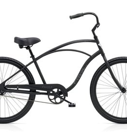 "Electra Electra Cruiser 1 24"", Men's, Matte Black"