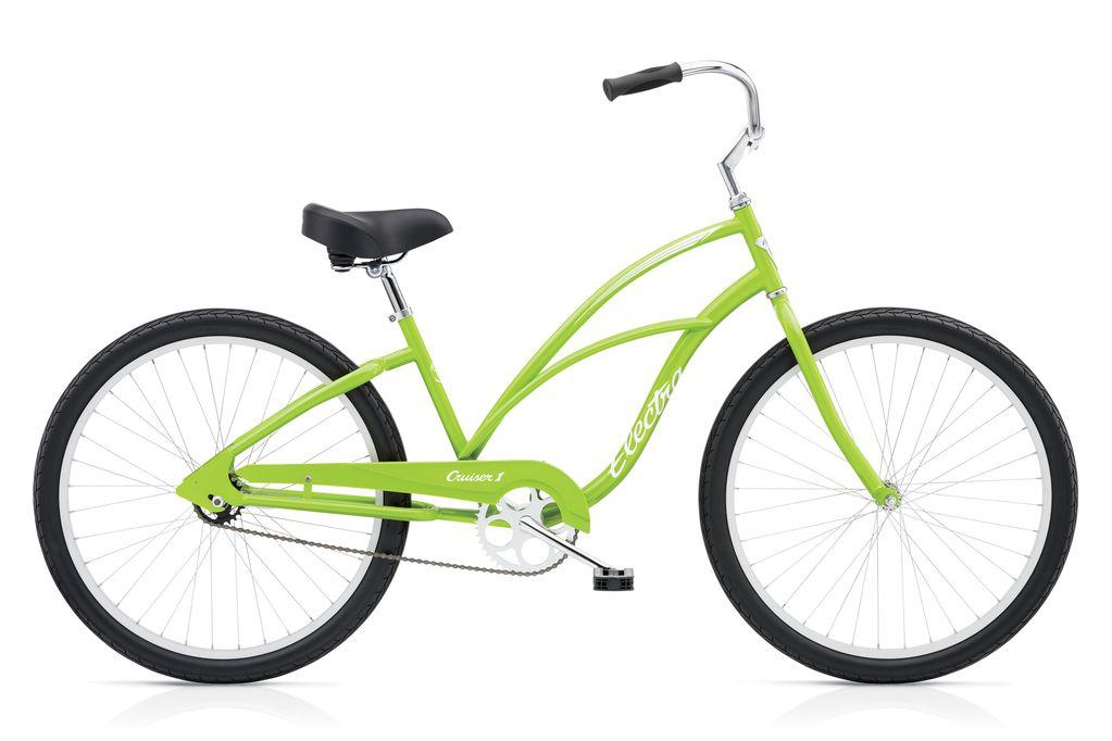 "Electra Electra Cruiser 1 24"", Ladies', Spring Green"