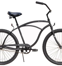 Firmstrong Urban Limited 1-Speed, Men's, Matte Black