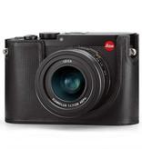 Camera Protector - Leather Black Q