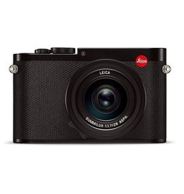 Leica Q (Typ 116) Black Anodized
