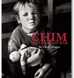 P80-42 Chim Children of War by Carole Naggar