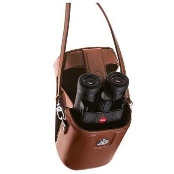 Leather Case for Binocular 10 x 25  (Brown)