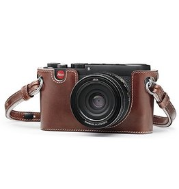 Camera Protector - Taupe Leather X