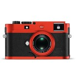 M (Typ 262) Red Anodized Finish