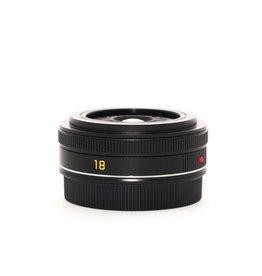 18mm f/2.8 ASPH Elmarit Black (S/N 4673017)