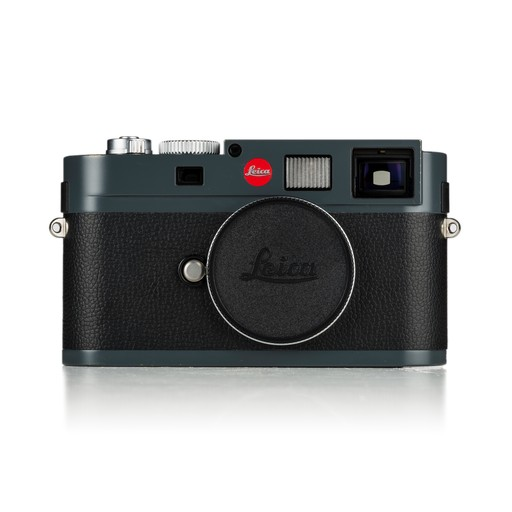Used Leica M-E Anthracite Grey w/ Thumbs Up, Charger